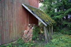 Ladrillos viejos Fotografía de archivo