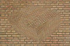 Ladrillos y tejas viejos, a partir de las ?pocas pasadas libre illustration