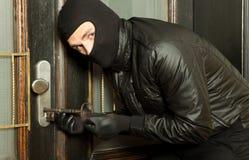 Ladrón Imagenes de archivo