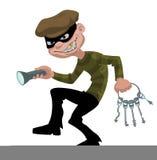 Ladrão Imagem de Stock