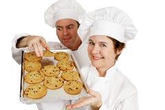 Ladro del biscotto Fotografie Stock