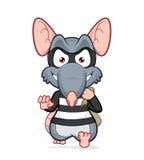 Ladro del ratto Fotografie Stock