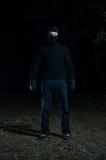 Ladro nello scuro Fotografia Stock
