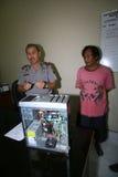 Ladrones del ordenador Foto de archivo