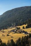 Ladscape da montanha Foto de Stock Royalty Free