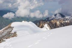 Ladscape della montagna di Wonderfull Immagini Stock Libere da Diritti