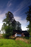 ladugårdland Arkivfoto