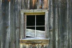 ladugårdlandsfönster Royaltyfri Bild