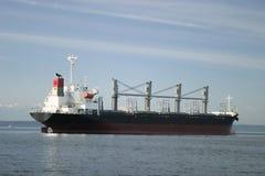 Ladung-Frachter stockbilder