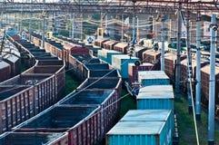 Ladung-Lastwagen lizenzfreies stockfoto