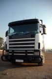 Ladung-LKW Stockfoto