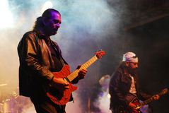 Ladung, rumänisches Rockband Lizenzfreie Stockbilder