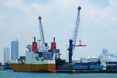 Ladung und Verschiffen Lizenzfreie Stockfotografie