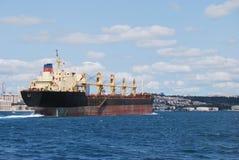 Ladungboot Lizenzfreie Stockfotos