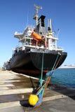 Ladungsschiff Lizenzfreies Stockfoto