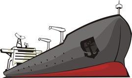 Ladungtanker Lizenzfreie Stockfotografie