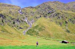 Ladurns dolina Zdjęcie Stock