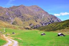 Ladurns dolina Obrazy Royalty Free