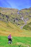 Ladurns dolina Zdjęcie Royalty Free
