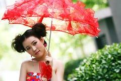 Lady Royalty Free Stock Image