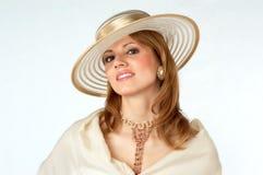 Lady Royalty Free Stock Photo