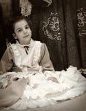 lady Royaltyfria Bilder