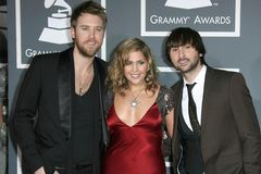 Lady Antebellum. At the 51st Annual GRAMMY Awards. Staples Center, Los Angeles, CA. 02-08-09 Stock Image