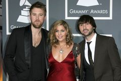 Lady Antebellum Royalty Free Stock Images