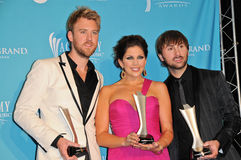 Lady Antebellum Stock Photo