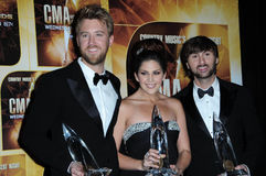 Lady Antebellum,(+44),+44 Royalty Free Stock Photos