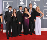 Lady Antebellum, Hilary Scott Royalty Free Stock Images