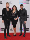 Lady Antebellum Royalty Free Stock Image