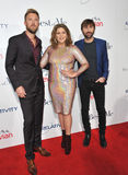 Lady Antebellum Royalty Free Stock Photos