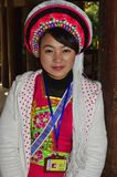Lady of the Bai Minority, China Stock Photos