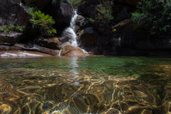 Lady Bath Falls - Mt Buffalo Royalty Free Stock Photos