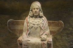 Lady of Baza, Iberian Art Royalty Free Stock Photos