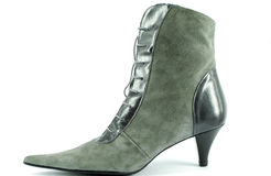 Lady boot Royalty Free Stock Photography