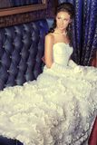 Lady bride Royalty Free Stock Photography