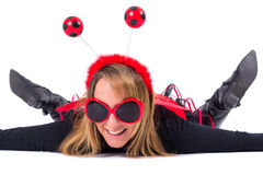 Lady bug Royalty Free Stock Image