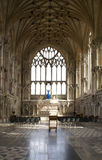 Lady Chapel. Interior of Lady Chapel in Ely Cathedral Royalty Free Stock Images