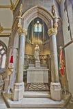 Lady Chapel Royalty Free Stock Photos