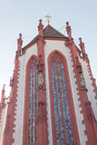 The Lady Chapel in Würzburg Stock Photos
