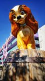 Art of Animation. Lady at Disney& x27;s Art of Animation Resort Stock Images