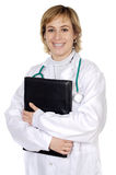 Lady Doctor Royalty Free Stock Photo