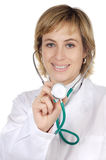 Lady Doctor Stock Images