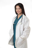 Lady Doctor Stock Photography