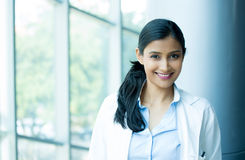 Lady doctor Royalty Free Stock Image