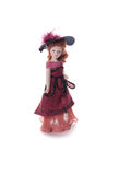 Lady doll Royalty Free Stock Image