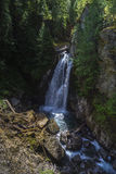 Lady Falls, Strathcona Park Royalty Free Stock Photos