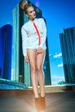 Lady fashion Stock Images
